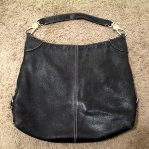 Dooney & Bourke Purse Shoulder Bag Black as is